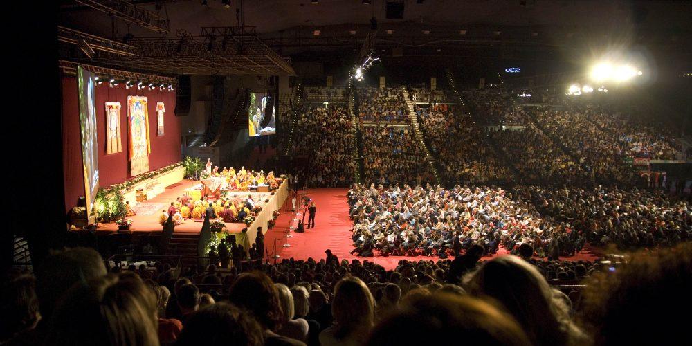 S.S. il XIV Dalai Lama sarà a Milano il 21-22 OTT 2016