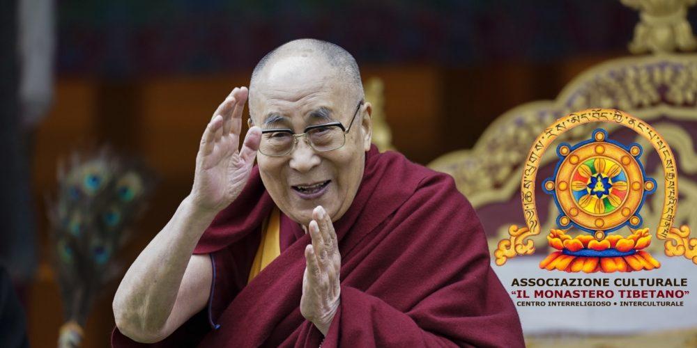 Festa di Compleanno di S.S. Il XIV Dalai Lama e Anniversario del Nono Anno dell'apertura del Monastero Tibetano