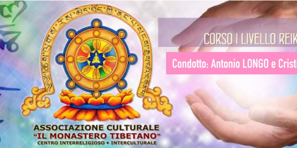 "CORSO I Livello ""REIKI"""