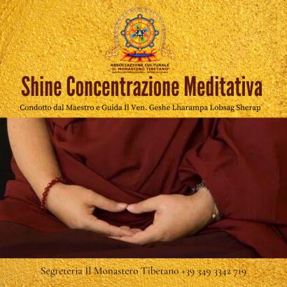 """Dibattito sulla concentrazione Meditativa """"Lam-Rim"""""""