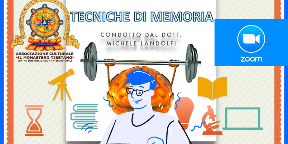 """""""CORSO di MNEMOTECNICA, LA TECNICA PER LA MEMORIZZAZIONE VELOCE"""""""