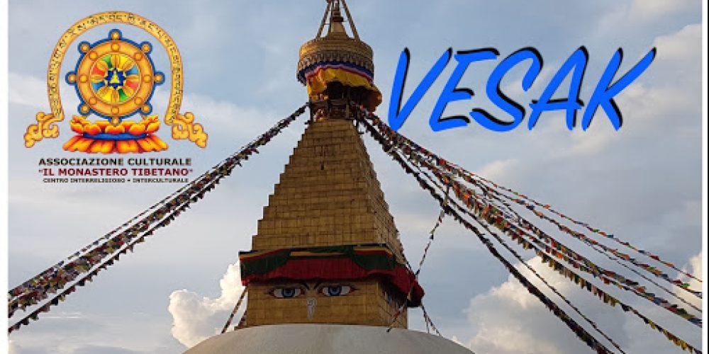 """""""VESAK"""" Il Monastero Tibetano"""