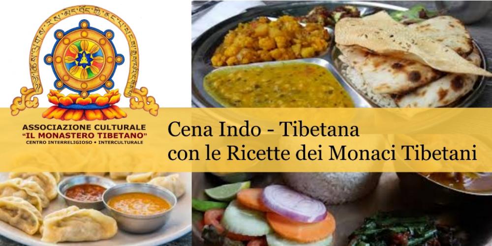 Cena Indo – Tibetana per i soci, Amici Il Monastro Tibetano