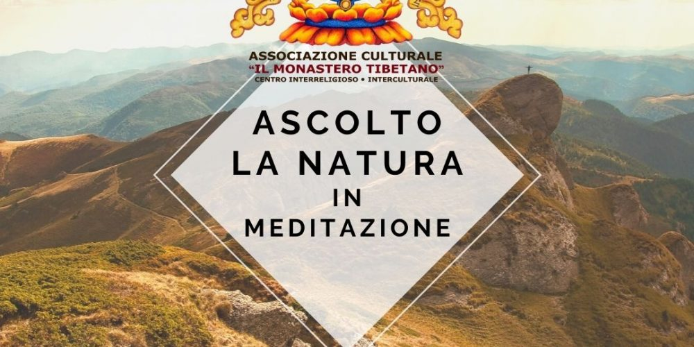 """ASCOLTO LA NATURA """"Escursione, Meditazione e Puja"""""""