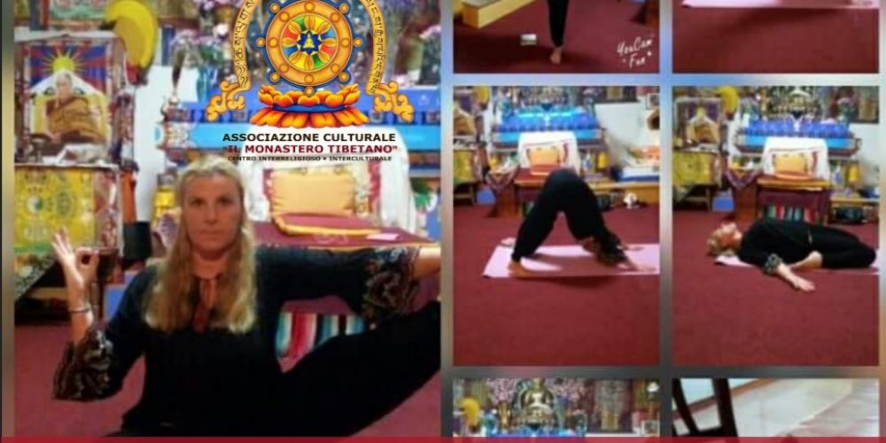 Corso di Yoga Dolce condotto Luigina D'Agostino
