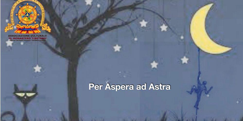 """Per Aspera ad Astra"""