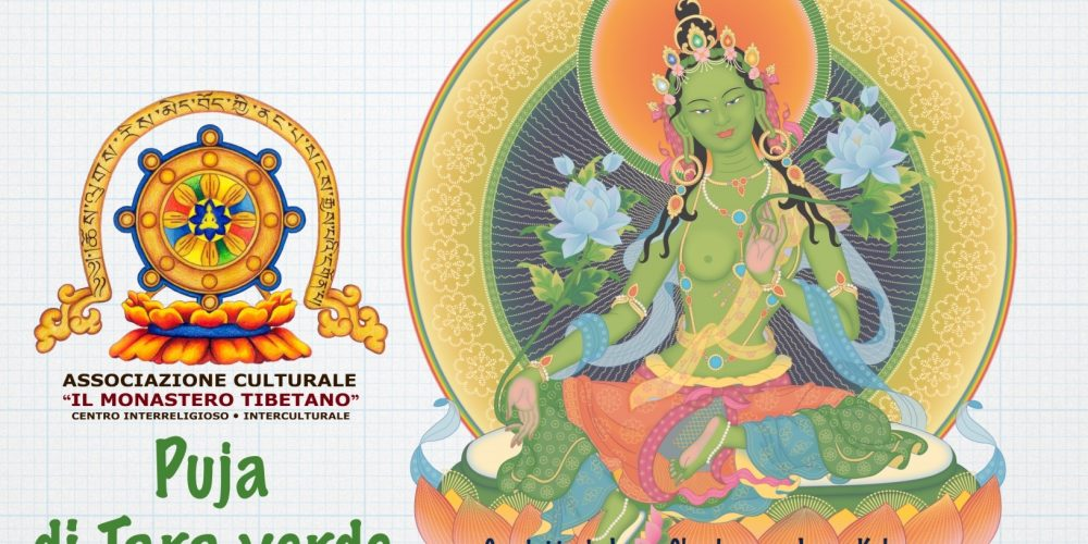 Puja di Tara Verde e Pranzo Indo-tibetano