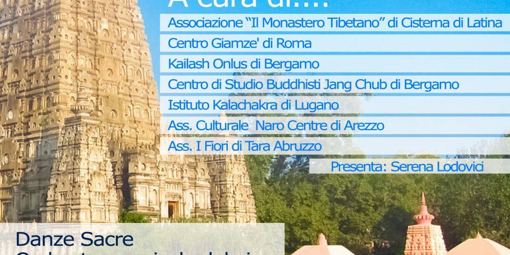 Festa Interbuddhista Per La Pace Nel Mondo – Domenica 08 Ottobre dalle 16:30 – 19:30