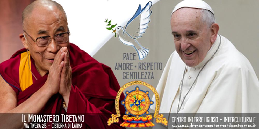 """""""LUNEDI' di Pasqua – al Monastero Tibetano"""" 02.04.2018"""