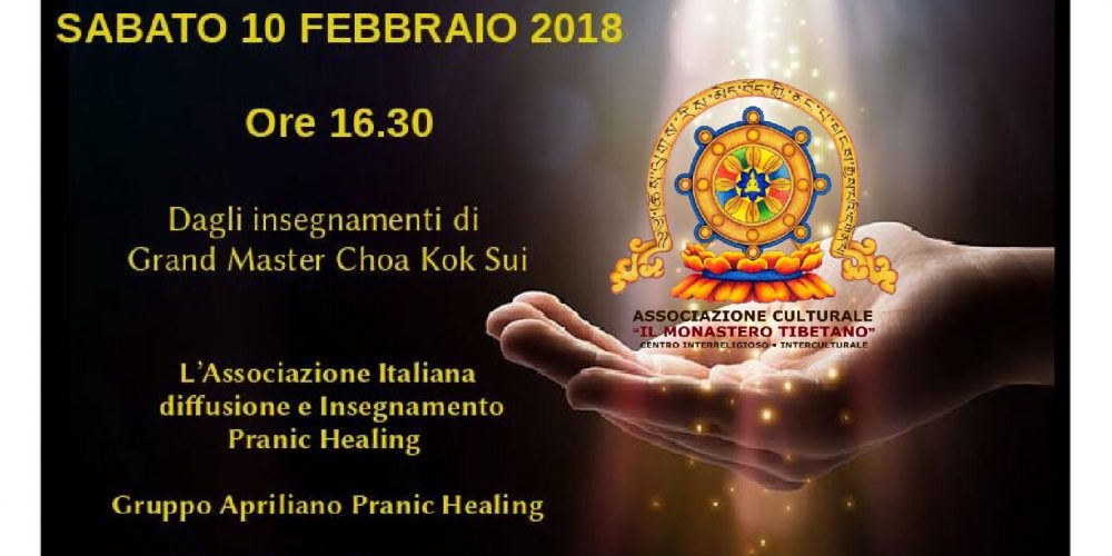 Dagli Insegnamenti di MASTER CHOA KOK SUI – Il Pranic Healing, una pratica basata sulla trasmissione del Prana
