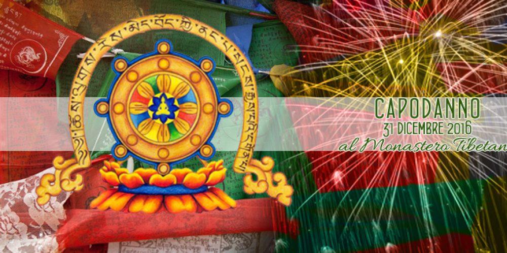 CAPODANNO al Monastero Tibetano
