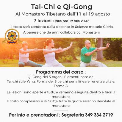 Tai-Chi e Qi-Gong