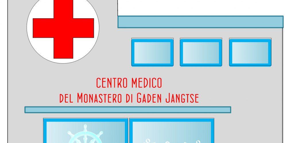Progetto a Sostegno del Dott. Tenzin nel Monastero di Gaden Jangtse