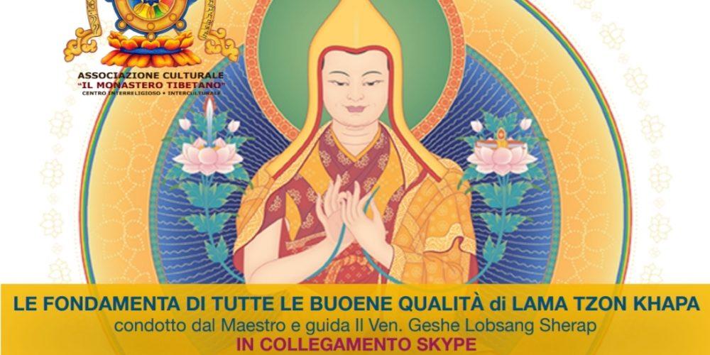 Basic DHARMA TEACHER – CORSO BASE di FILOSOFIA BUDDHISTA Principianti e avanzati