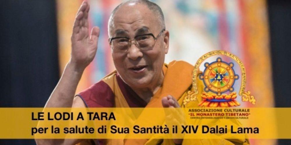 A Tutto il Sangha del Monastero Tibetano di Cisterna di Latina