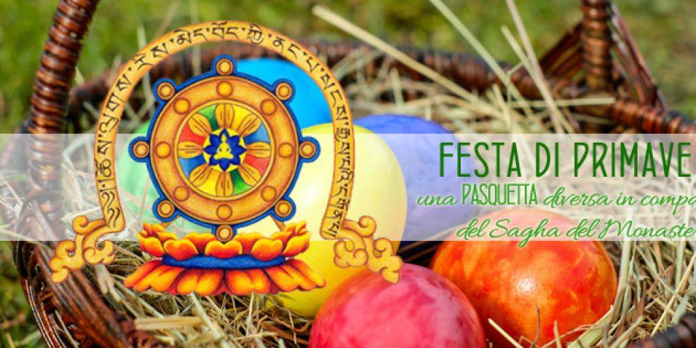 Festa di Primavera – Pasquetta al Monastero