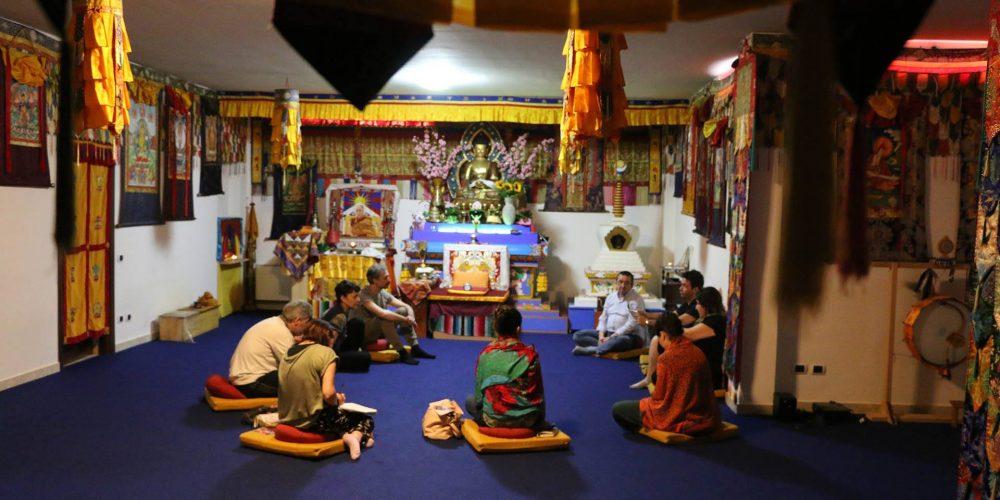 ARGOMENTANDO – Riflessioni partecipi di Filosofia Buddhista