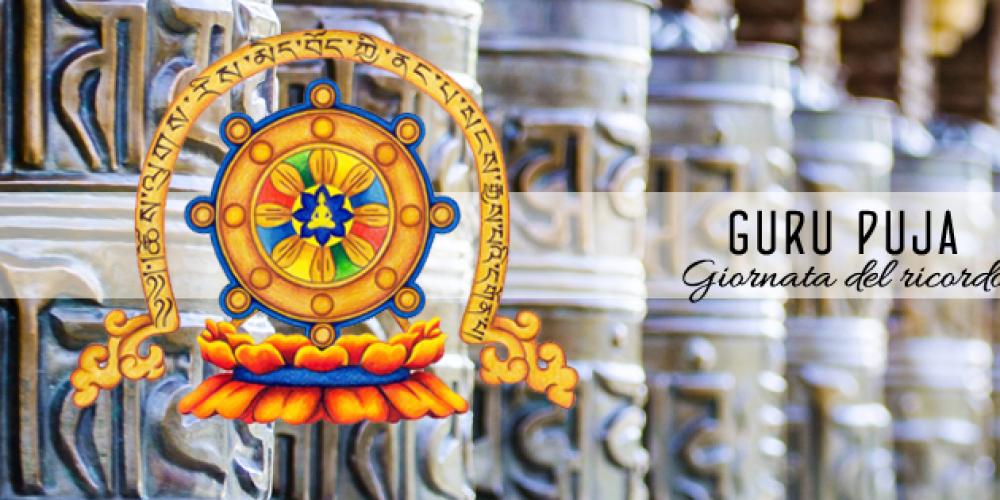 GURU PUJA – Giornata del ricordo