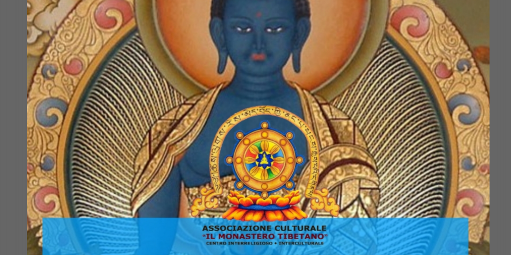 PUJA Buddha della Medicina
