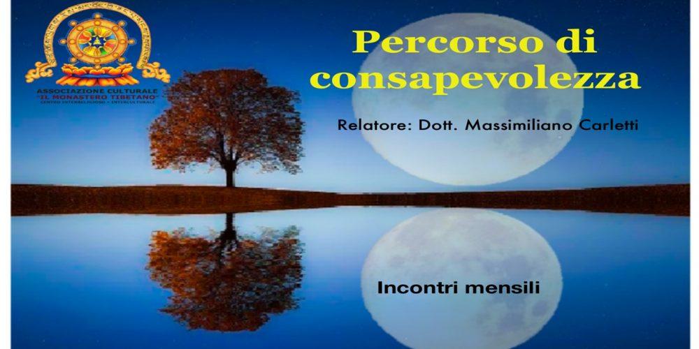 """""""GIORNATA DEL RESPIRO CONSAPEVOLE"""" – Relatore: Dott. Massimiliano Carletti"""