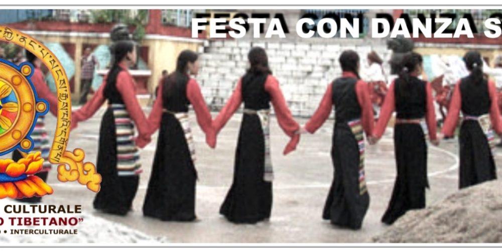 Festa Con Danze Sacre e Insegnamento condotto dal Maestro Ven. Geshe Lobsang Sherap