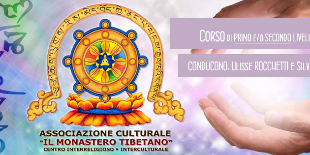 "CORSO I Livello ""REIKI"" Sabato 09 e Domenica 10 Novembre 2019"