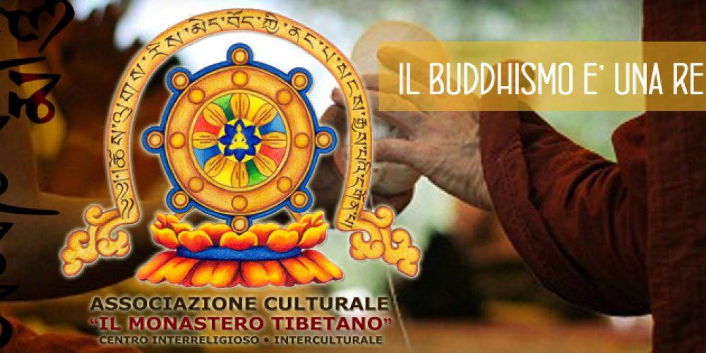 IL BUDDHISMO E' UNA RELIGIONE..?