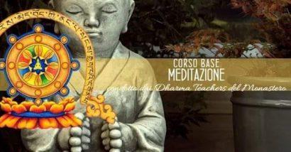 CORSO DI MEDITAZIONE BASE