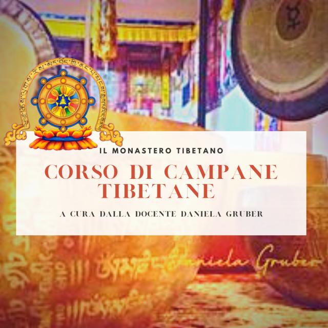 CORSO CAMPANA TIBETANA PRIMO LIVELLO