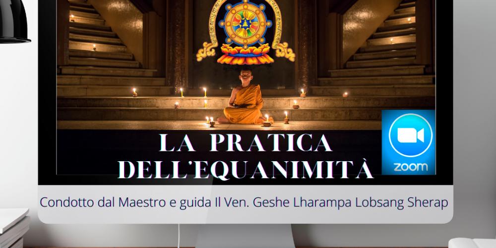 Basic Dharma Teacher – Corso BASE di Filosofia Buddhista e MEDITAZIONE (Principianti Avanzati)