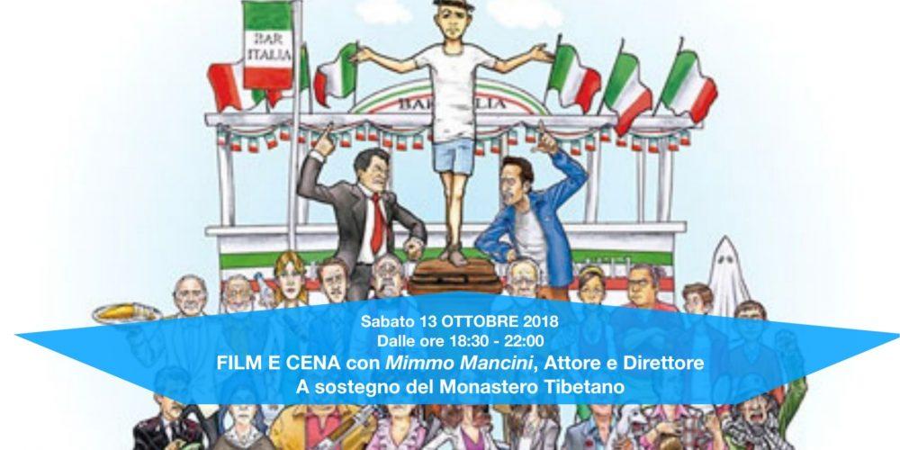 Film e Cena con Mimmo Mancini, Attore e Direttore