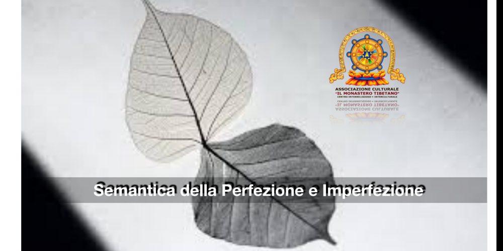 Semantica della Perfezione e Imperfezione