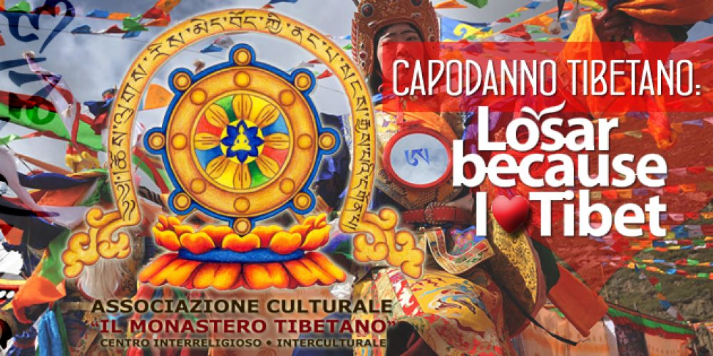 Capodanno Tibetano: Gyalpo Losar ལོ་གསར 2147